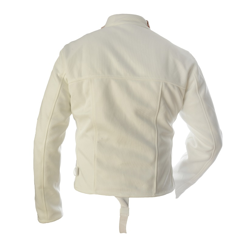 Fencing jacket men 800 N, elastic