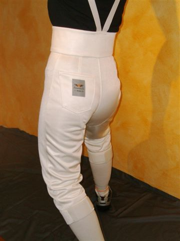 Fencing pants FWF children 350 N, elastic