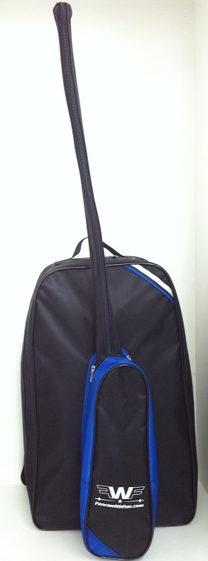 Fencing backpack